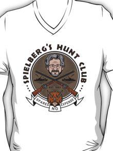 Triceratops Hunt Club T-Shirt