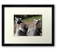 Two-Riffic  Framed Print