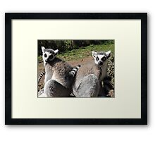 Two-Riffic  Framed Print