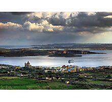 Maltese Archipelago Photographic Print