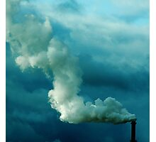 Pollution Photographic Print