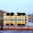 Summer Palace on the Loch by Braedene