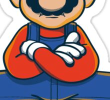 Plumber Split (sticker) Sticker