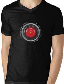 """I can feel it"" | HAL 9000 Mens V-Neck T-Shirt"