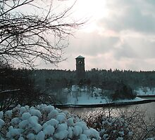 Winter Evening by HALIFAXPHOTO
