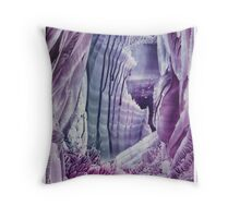 Down under;  an Angel's hymne Throw Pillow