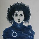 edward scissorhands. by Kaila Quint