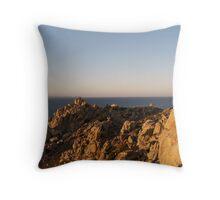 Meditation Straits 2 Throw Pillow