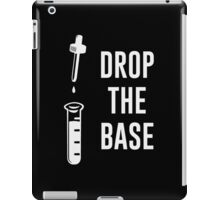 Drop the Bass Chemistry Base iPad Case/Skin