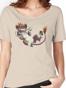 Playful Sora Women's Relaxed Fit T-Shirt