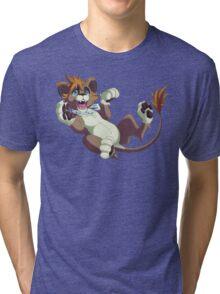Playful Sora Tri-blend T-Shirt