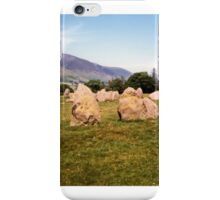 Castlerigg  Stone Circle England iPhone Case/Skin