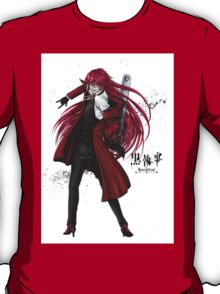 Grell : Red Death T-Shirt