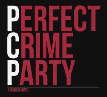 Perfect Crime Party PCP - Bakuman T-Shirt / Phone case 2 by zehel