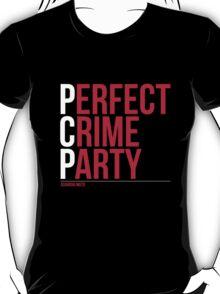 Perfect Crime Party PCP - Bakuman T-Shirt / Phone case 2 T-Shirt