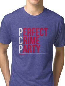 Perfect Crime Party PCP - Bakuman T-Shirt / Phone case 2 Tri-blend T-Shirt