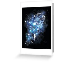 Let's go to Space! Greeting Card