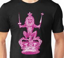 Lion Sceptre & Crown Unisex T-Shirt