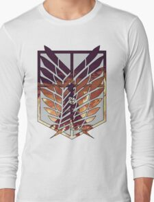 wings of freedom Long Sleeve T-Shirt