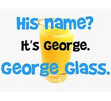 George Glass Brady Photographic Print