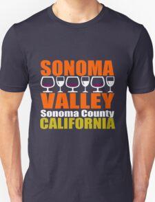 Sonoma Valley-3 T-Shirt