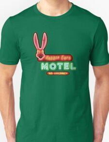 Rabbit Ears Motel Unisex T-Shirt