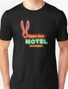 Rabbit Ears Motel Unisex T-Shirt