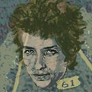 Bob Dylan's Highway 61 by Suzanne  Gee