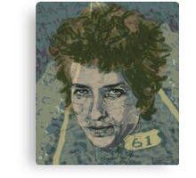 Bob Dylan's Highway 61 Canvas Print