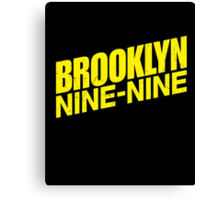 Brooklyn Nine-Nine Canvas Print