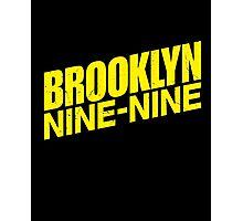 Brooklyn Nine-Nine Photographic Print
