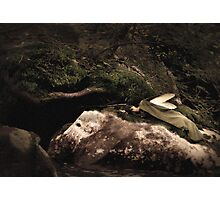 Sleeping Fairy Photographic Print