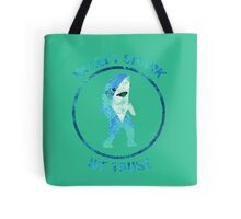 Left Shark - Superbowl 2015 Tote Bag