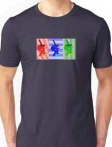 Skate Pop Art Unisex T-Shirt