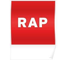 Rap   Lust Brick Poster