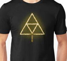 Triforce Sabre! (Gold) T-Shirt