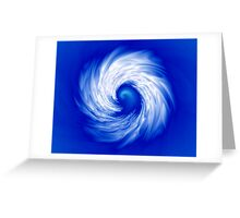 Hurricane Greeting Card