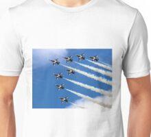 Korean Black Eagles 8-ship Chevron Unisex T-Shirt
