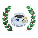 Coffee Wreath by joeyartist