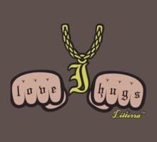 I Love Hugs by lilterra.com Kids Clothes