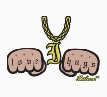 I Love Hugs by lilterra.com Kids Clothes