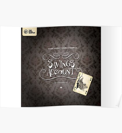 Savings Account Cover Poster