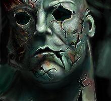 Michael Myers by vinnyjohn