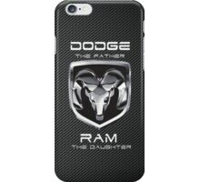 Dodge Ram [iPhone / iPod case / Tshirt ] iPhone Case/Skin