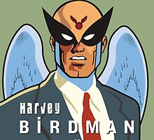 Harvey Birdman by Vítor Gabriel Ribeiro