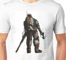 Rusted FIghter Unisex T-Shirt