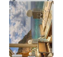 Dining in Paradise iPad Case/Skin