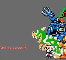 Nintendo Fight by Aidylolz