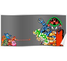 Nintendo Fight Poster