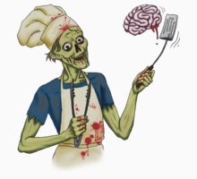 Bbq Zombie by Christina Lorenz